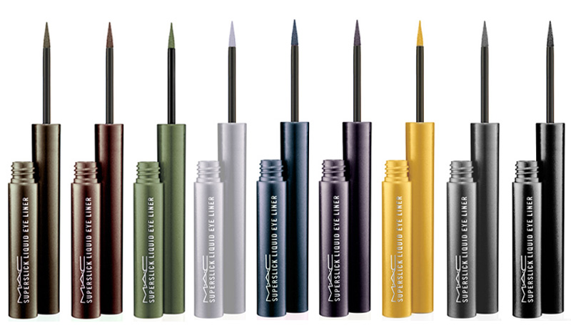 MAC Superslick Liquid Eyeliners | joey'space