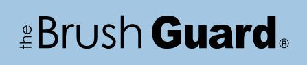 The Brush Guard Logo