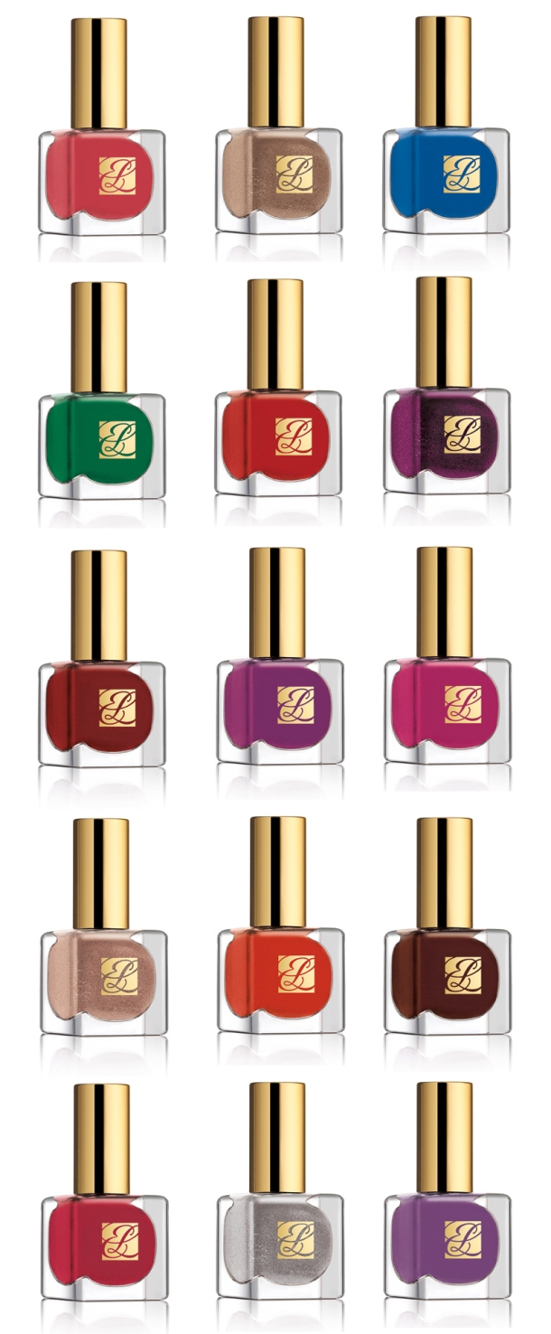 Introducing NEW Estee Lauder Pure Color Nail Lacquer | joey\'space