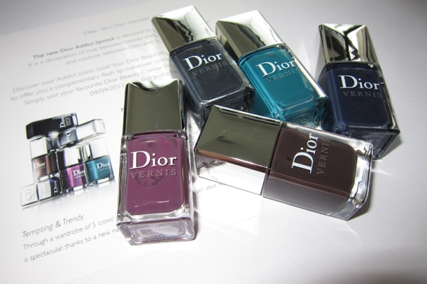 Rock Your Nails Collection By Dior