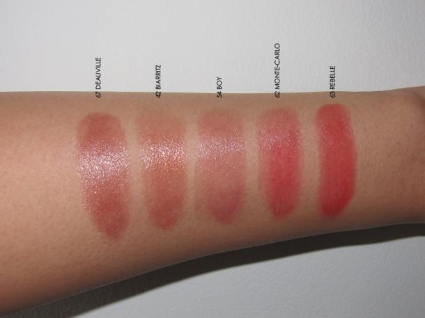 5 Irresistible Chanel Rouge Coco Shine Joeyspace