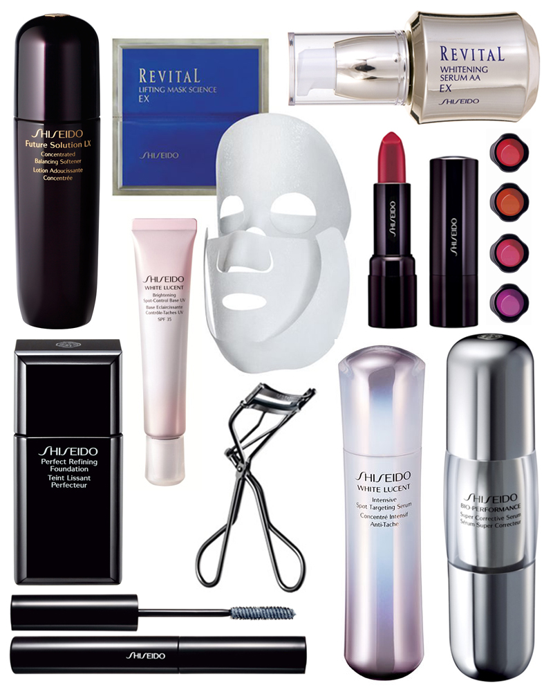 Shiseido Top 10 Products Voted By You | joey'space