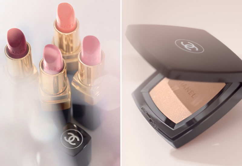 Chanel harmonie de printemps makeup collection for spring 2012 4
