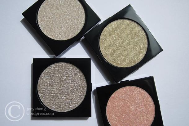 Bobbi Brown Sparkle Eyeshadows In Silver Moon Ballet Mica