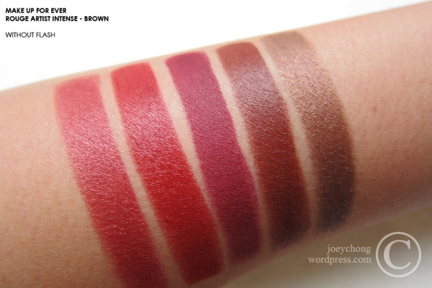 Artist Rouge 7 Lipstick Palette by Make Up For Ever #8