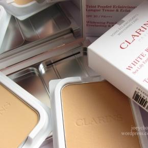 Clarins White Plus | HP Whitening Powder Foundation SPF 30 /PA+++