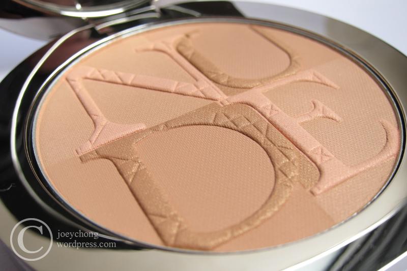 Diorskin nude fresh glow makeup
