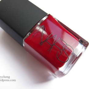 NARS Nail Polish In Jungle Red