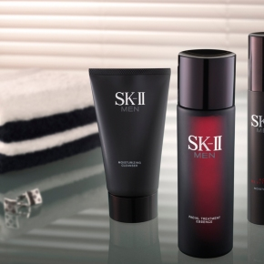 What Does He Think Of: The SK-II Men Skincare Range