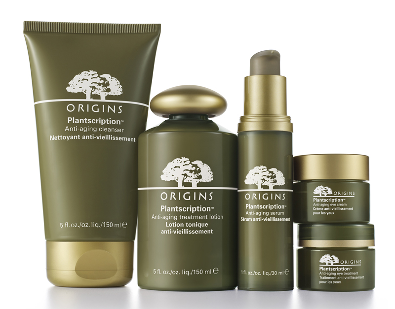 Introducing New Additions To Origins Plantscription Anti Aging Skincare Range Joey Space