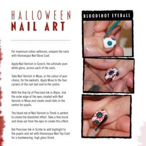 Halloween… Illamasqua Style