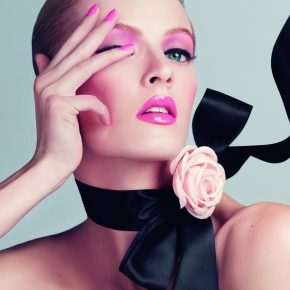 Flush Of Freedom With Dior Chérie Bow Makeup Collection For Spring2013
