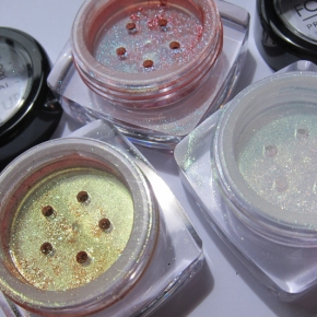 Make Up For Ever Holodiam Powder In 302, 303 & 304