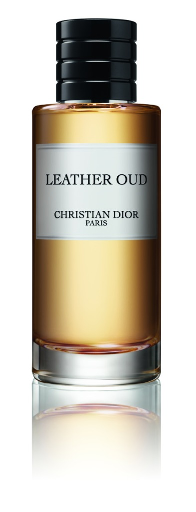 03. Dior Leather Oud