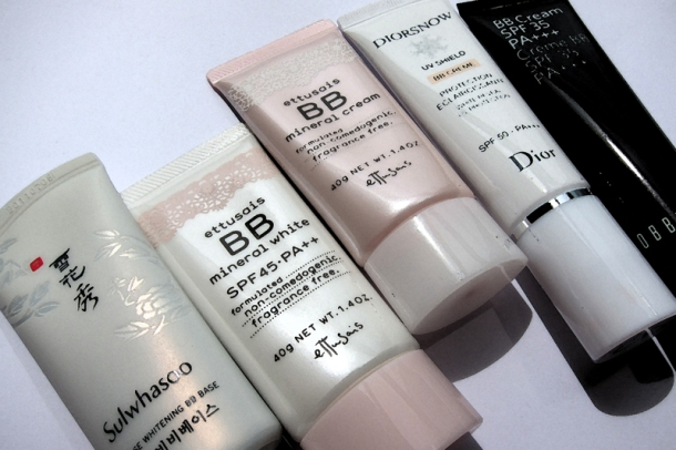 Best Of 2012 – BB Creams