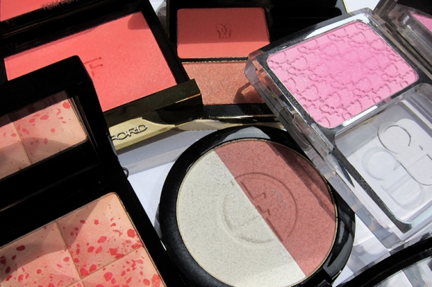 Best Of 2012 – Blushers