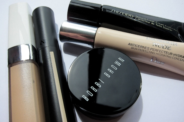 Best Of 2012 – Concealers