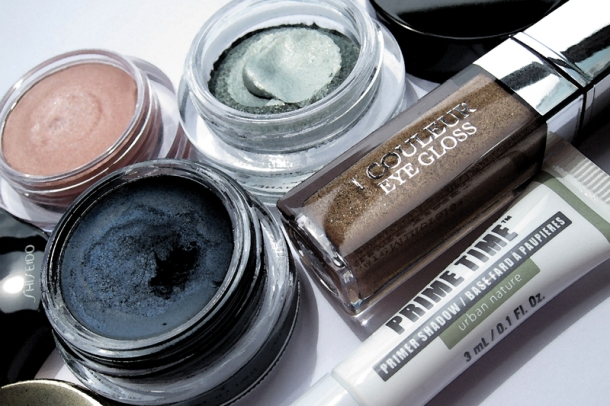 Best Of 2012 – Cream Eyeshadows