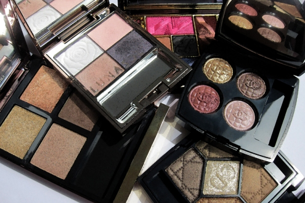 Best Of 2012 – Eyeshadow Palettes
