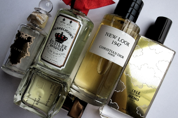 Best Of 2012 – Fragrances