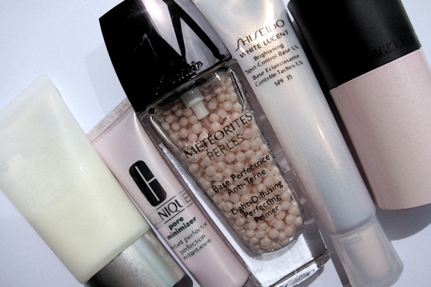 Best Of 2012 – Makeup Primers