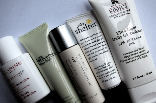 Best Of 2012 – Sunscreen