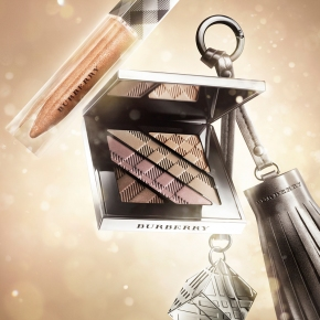 You're Invited To Burberry Beauty's Vintage Gold Counter Party