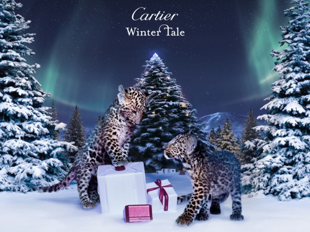 Cartier Winter Tale