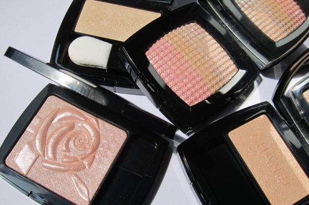 Chanel Poudre Lumière Nacrée Shimmer Glow Powder - 5