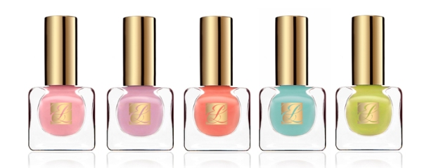 Estée Lauder Heavy Petals Pure Color Nail Lacquer Collection For Spring 2013
