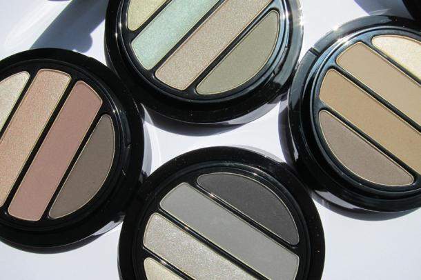 Giorgio Armani Eyes To Kill 4 Color Eyeshadow Palette [Part 1]