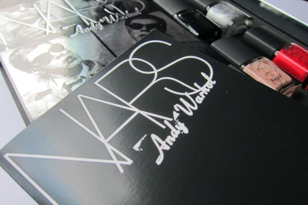 NARS x Andy Warhol Photo Booth Nail Set - 1