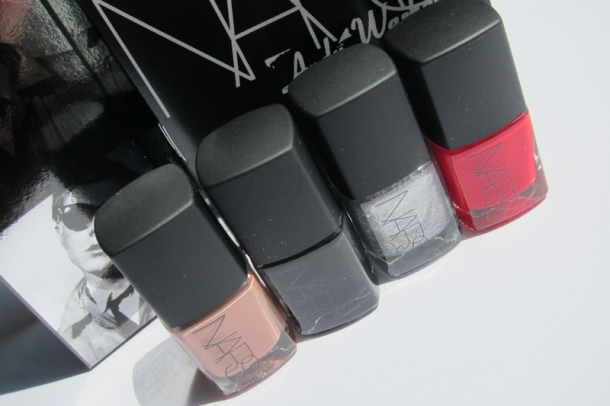 NARS x Andy Warhol Photo Booth Nail Set - 2