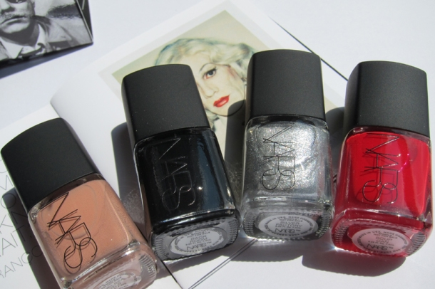 NARS x Andy Warhol Photo Booth Nail Set - 3