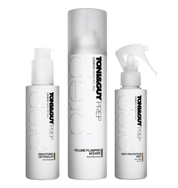 TONI&GUY Hair Meet Wardrobe - PREP