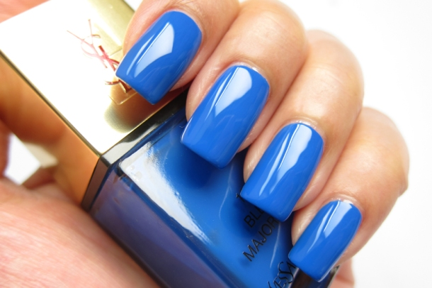 YSL 1 Rouge Pop Art & 18 Bleu Majorelle (6)