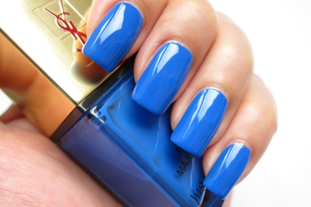 YSL 1 Rouge Pop Art & 18 Bleu Majorelle (7)