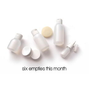 6 Empties ThisMonth