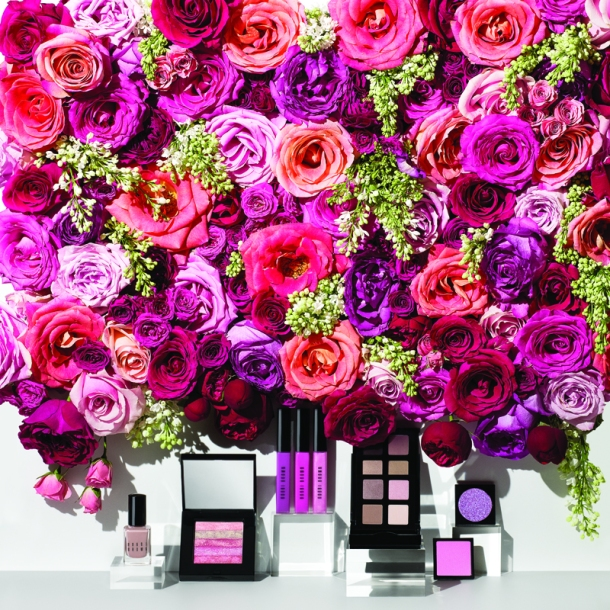 Bobbi Brown Lilac Rose Makeup Collection For Spring 2013 (1)