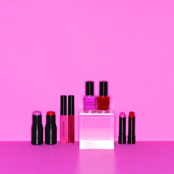 Bobbi Brown Pink & Red Makeup Collection (1)