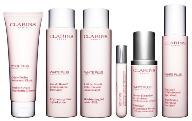 Clarins White Plus Total Luminescent - 5