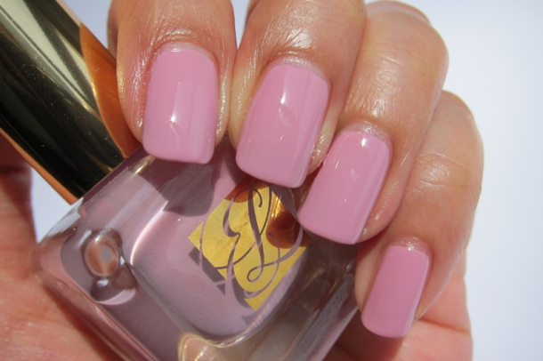 EL Heavy Petals Nail Lacquer Collection - 5 Lilac Leather