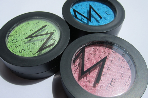 Make Up Store Microshadow In Voodoo Fever, Yaya & Heaven (1)