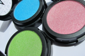 Make Up Store Microshadow In Voodoo Fever, Yaya & Heaven