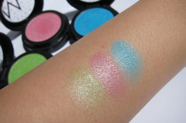 Make Up Store Microshadow In Voodoo Fever, Yaya & Heaven (7)