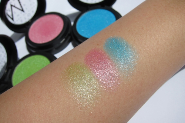 Make Up Store Microshadow In Voodoo Fever, Yaya & Heaven (8)