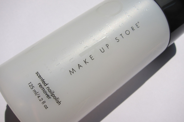 Make Up Store Scented Nailpolish Remover (1)