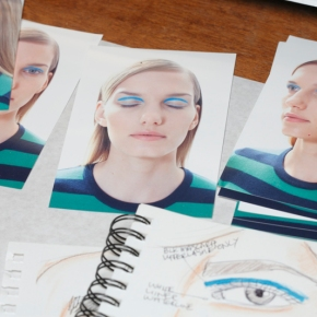 New York Fashion Week With Dick Page [BACKSTAGE Report Spring/Summer2013]