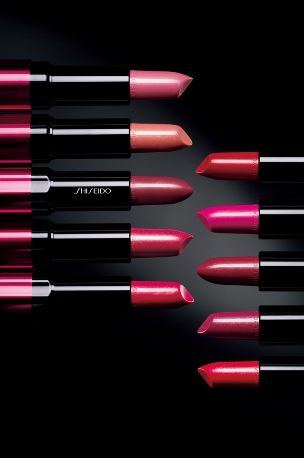 NEW Shiseido Perfect Rouge & Perfect Rouge Tender Sheer - 16