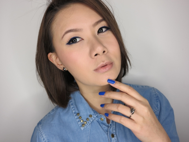 Shiseido Perfect Rouge Tender Sheer In BE 302 Topaz (10)
